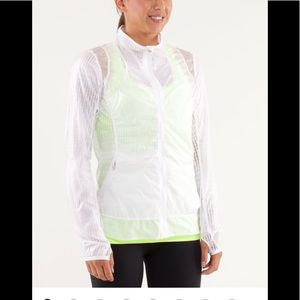 Lululemon Run: Nothin' To Hide Jacket